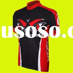 Professional custom design cycling team jersey with sublimation