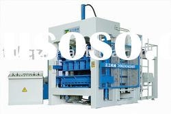 QT8-15 fully-automatic Concrete Block Making Plant