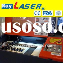 RL3060GU CO2 mini Laser cutting machine, laser marking machine