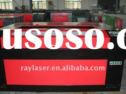 RL95140HS CO2 laser engraver, rotary clamp laser engraving machine on curve surfaces