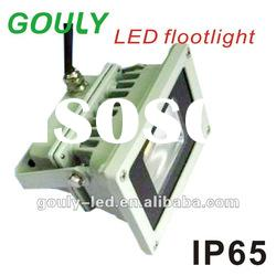 Remote control RGB 10W led flood light