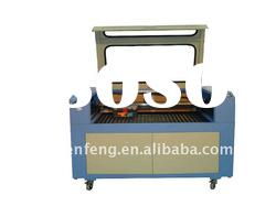 SF1390 Double head wood laser cutting machine