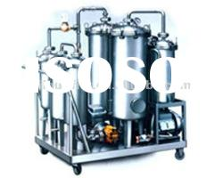 Sell Phosphate Ester Fire-resistant Oil Purifier/ Hydraulic Oil Recycling Equipment
