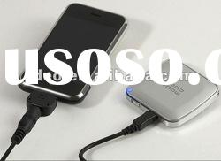 Slim battery charger for apple iphone