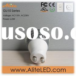 UL approved MR16 low energy led bulb creeGU10 spot light