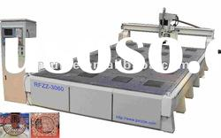 Woodworking Machinery/Super format wood cnc router RJ3060