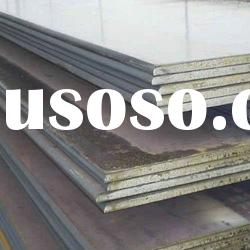 ,Hot rolled steel plateA283 Gr C A36 A588