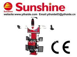 **SUNSHINE brand car wheel alignment with CE