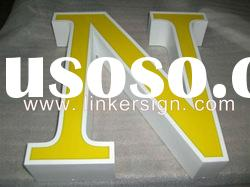 acrylic LED channel letter signbaoard