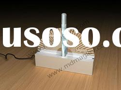 acrylic led PEN display stand,led clear acrylic PED rack