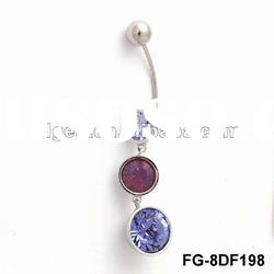 adhesive body jewelry/Body lip piercing jewelry FG-8DF161