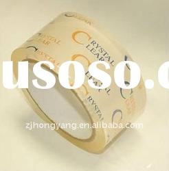 adhesive packing opp crystal tape