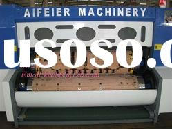 automatic rotary carton die-cutter with waste removal