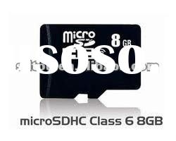 class6 8GB micro sd card 8 gb memory card factory