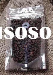 coffee bag with valve/ stand up bag/zipper bag