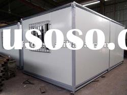 easy assemble light steel structure prefabricated house