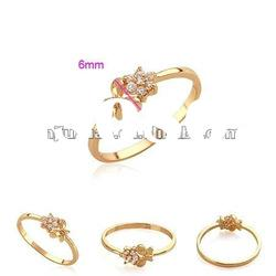 engagement zircon fashion jewelry rings
