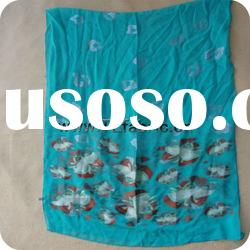 fashion scarf 100%silk printed