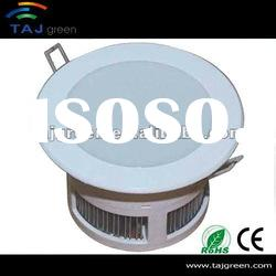 flat 7*1W downlight led