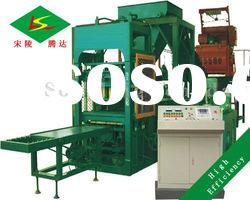 flyash cement concrete and others, solid block making machine