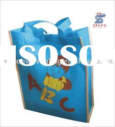 high quality non woven folding shopping bag