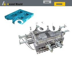 industrial plastic injection Transfer tray moulds molds