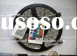 ipl/Lighting SMD 5050 24v waterproof led strip rope light/battery powered led strip light