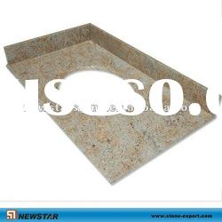 kashmir gold granite vanity top