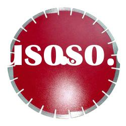 laser weld diamond saw blade for masonry and concrete