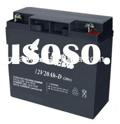 lead acid rechargeable battery(12v20ah)