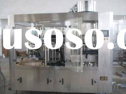 mineral water treatment and filling machine