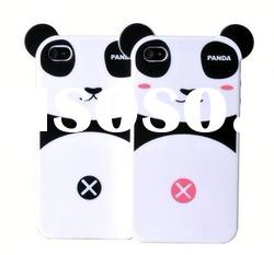 mobile phone silicon case for iphone 4