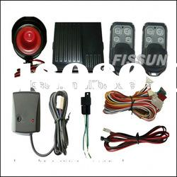 one Way Auto easy car alarm Car Security System