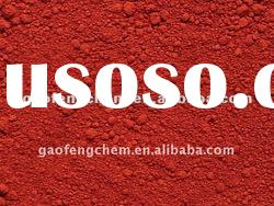 paint pigment iron oxide red