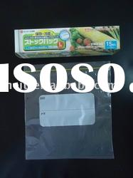 plastic valve bag of fresh and packaging ldpe