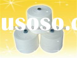 polyester 80% cotton 20% blended yarn 45s auto cone