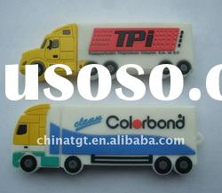 promo and hot truck usb flash drive