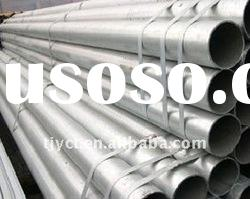 sch40 hot dipped galvanized steel pipes