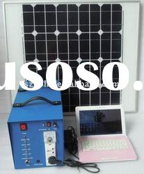 solar lighting system, solar home lighting system