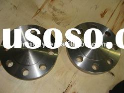 steel pipe flange forged Blind flanges RF/A105 b16.5