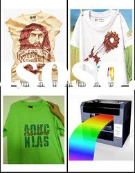 t-shirt printing machine DTG deep color t-shirt printer machine CE