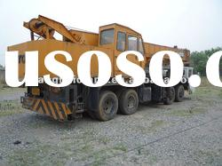 used KATO NK-400E hydraulic truck crane ( original japan )