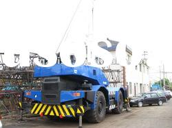 used Tadano Rough Terrain crane TADANO 45tons origin in Japan in Bottom price
