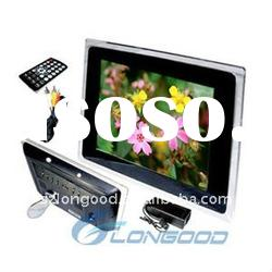 12 Inch Digital Photo Frame with Remote Control + Media Player