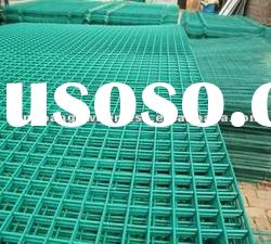 "1""x2"" Hot-dipped Galvanized Welded Wire Mesh Panel"