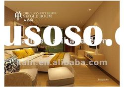 2012 China New Style modern hotel bedroom furniture