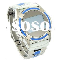 2012 Dual Sim Card Camera Fashion S760 wrist Watch Phone