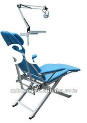 2012 Portable Dental Chair with operation light HR-ML01
