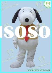 2012 snoopy adult mascot costumes