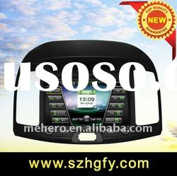 2dins new model car radio CD player for Hyundai elantra 2012